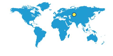 Kazakhstanpng - Uzbekistan map png