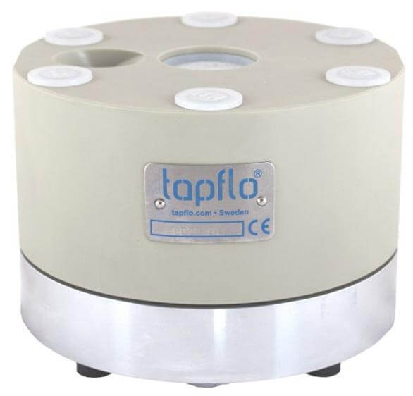New Tapflo  Pulsation Dampener.en