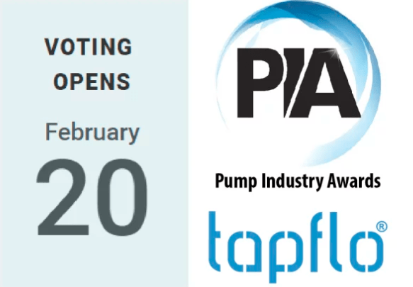 Pump industry award 2019